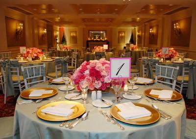 Citadel Wedding Reception